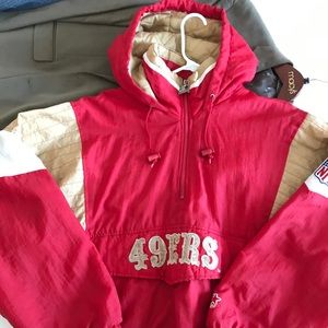 Starter Jacket San Francisco 49ers